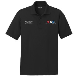 VSC's Polo Shirt - in white or black